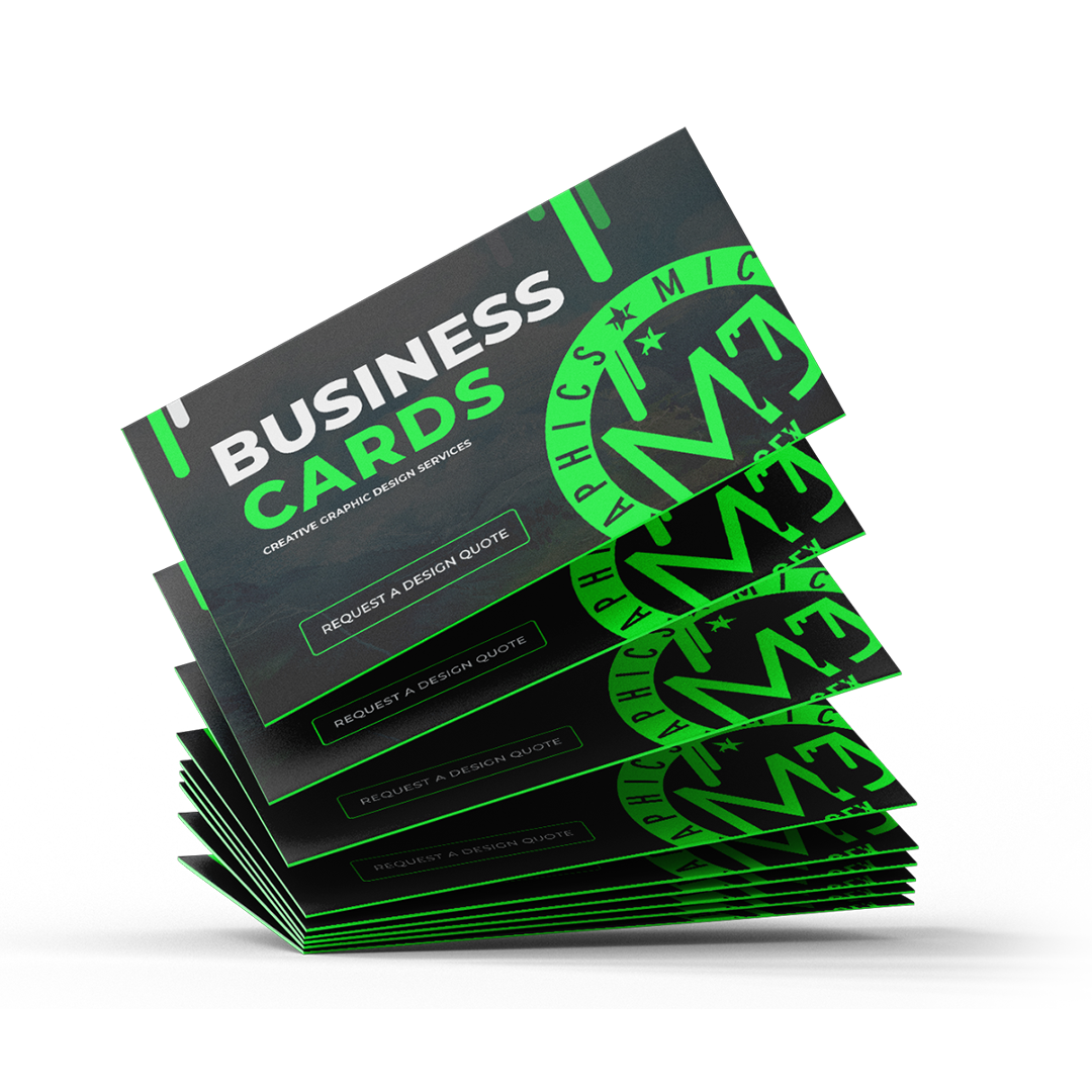 Business Cards & Stationery Creative Graphic Design Services